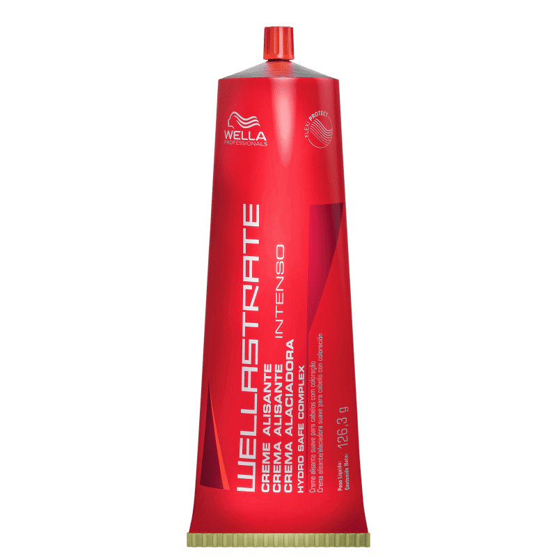 Wella Professionals Wellastrate Intenso - Creme Alisante 125g