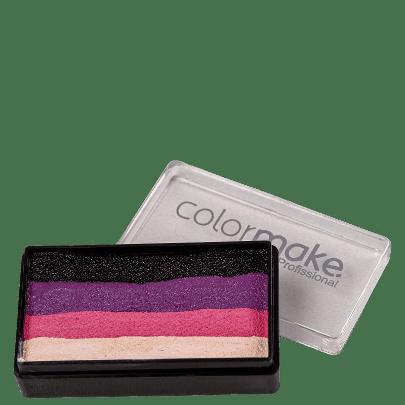 Colormake Blocks Branco, Pink, Roxo e Preto - Tinta 30g