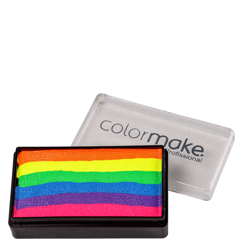 Colormake Blocks Arco-Íris - Tinta 30g