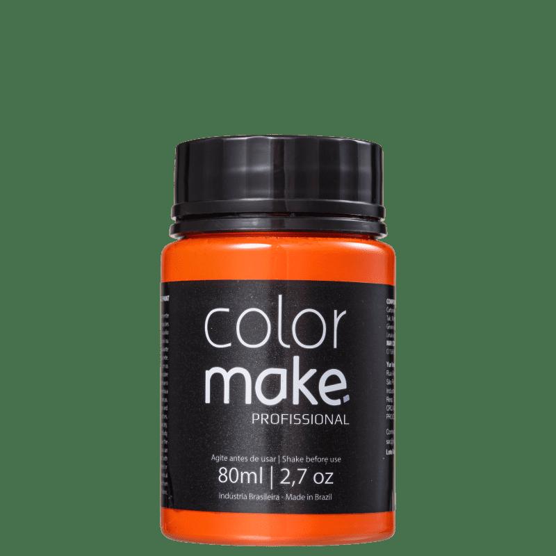 Colormake Profissional Laranja - Tinta Líquida Facial 80ml