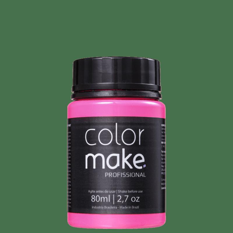 Colormake Profissional Pink - Tinta Líquida Facial 80ml