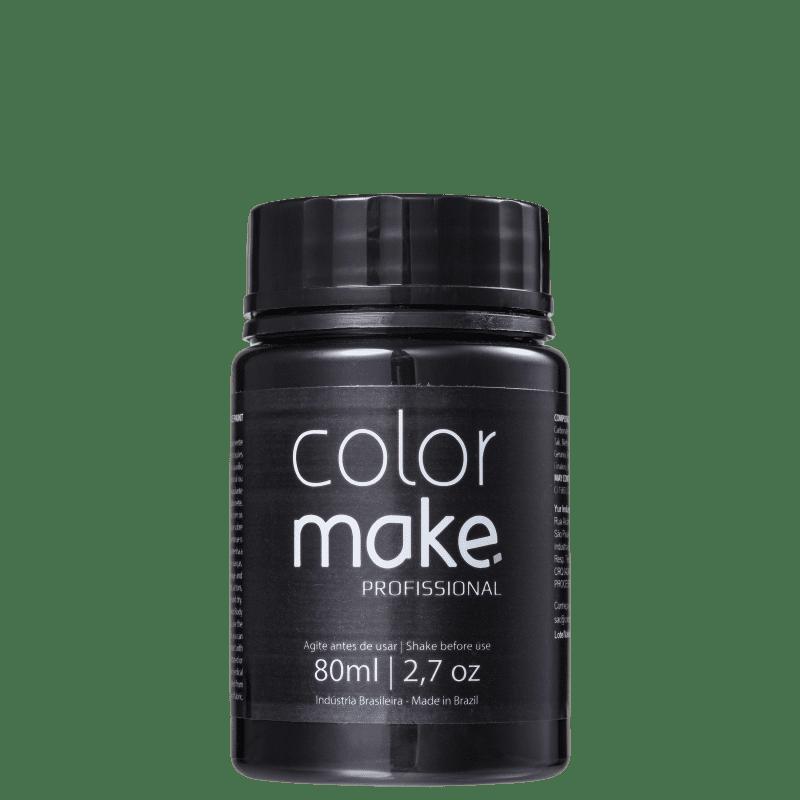 Colormake Profissional Preto - Tinta Líquida Facial 80ml