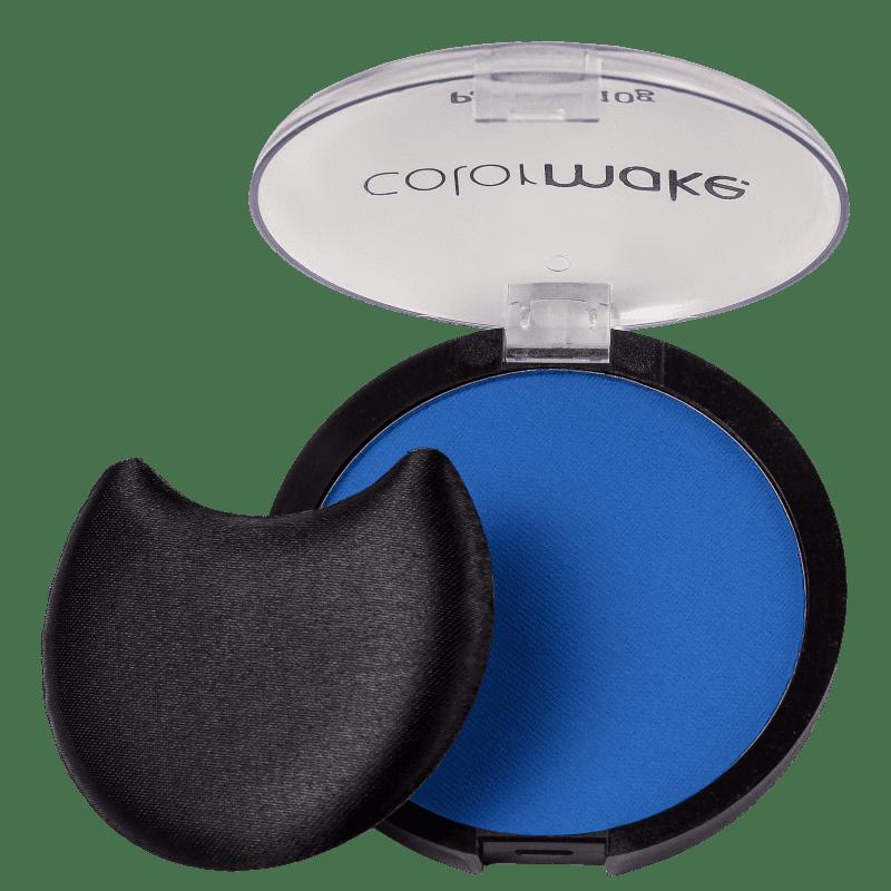 Colormake Pancake Azul - Base Compacta 10g