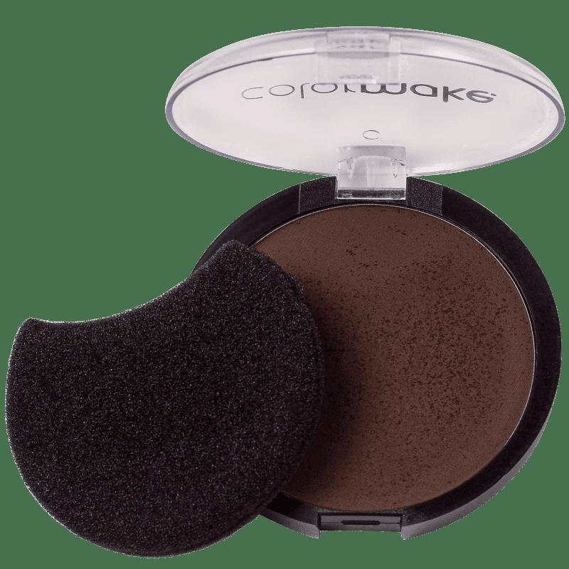 Colormake Pancake Marrom - Base Compacta 10g