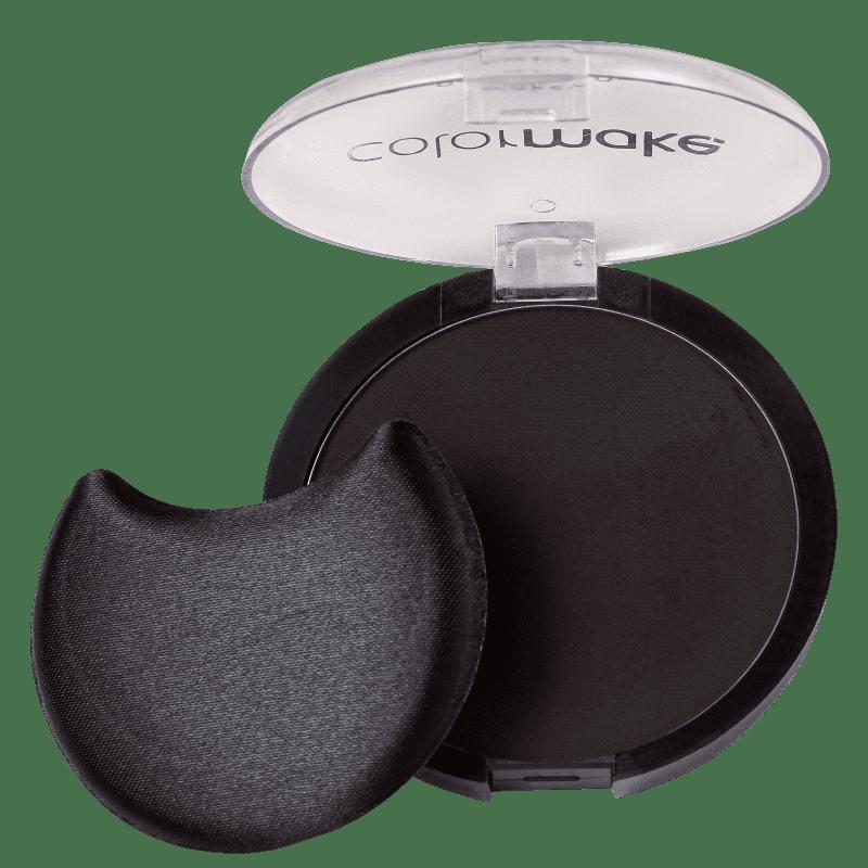 Colormake Pancake Preto - Base Compacta 10g