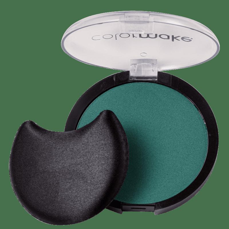 Colormake Pancake Verde - Base Compacta 10g
