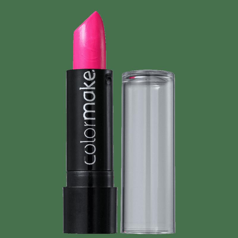 Colormake Fluorescente Pink - Batom 3,5g
