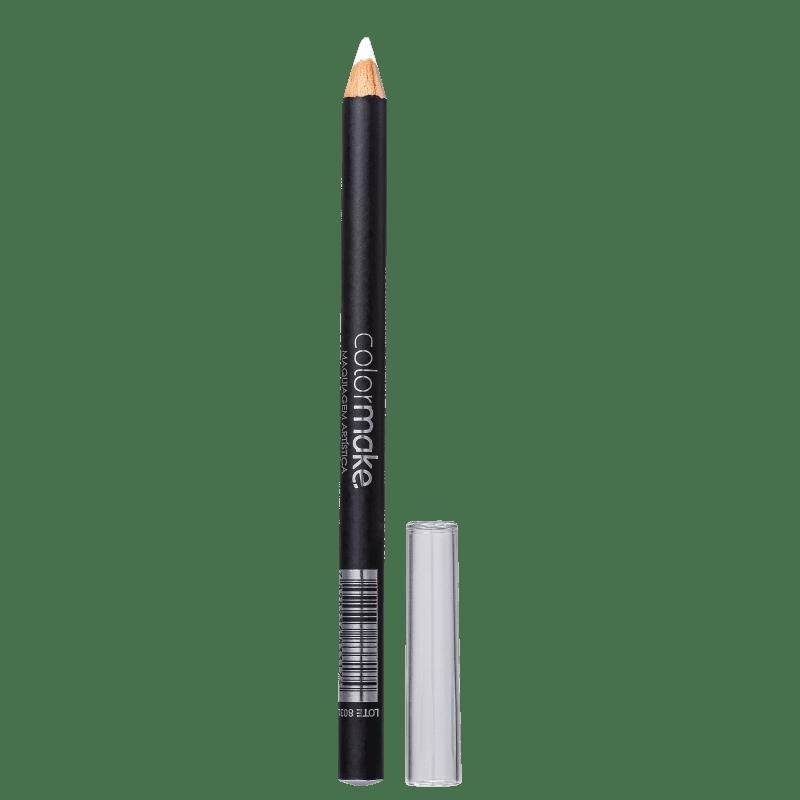 Colormake Delineador Branco - Lápis de Olho