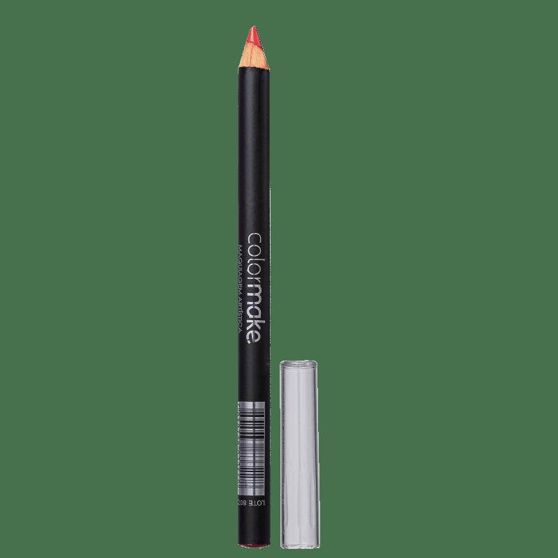 Colormake Delineador Vermelho - Lápis de Olho