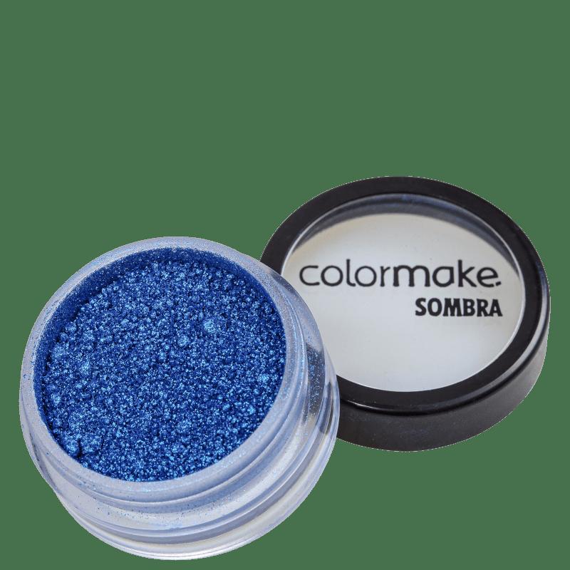 Colormake Iluminadora Azul - Sombra Cintilante 2g