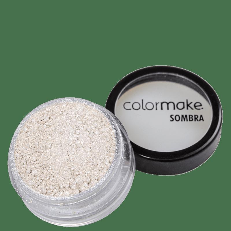 Colormake Iluminadora Branco - Sombra Cintilante 2g