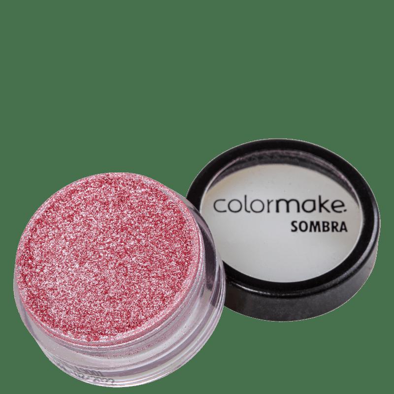 Colormake Iluminadora Rosa - Sombra Cintilante 2g
