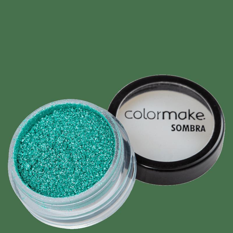Colormake Iluminadora Verde Claro - Sombra Cintilante 2g