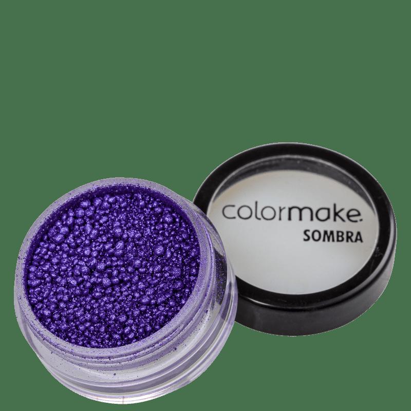 Colormake Iluminadora Violeta - Sombra Cintilante 2g