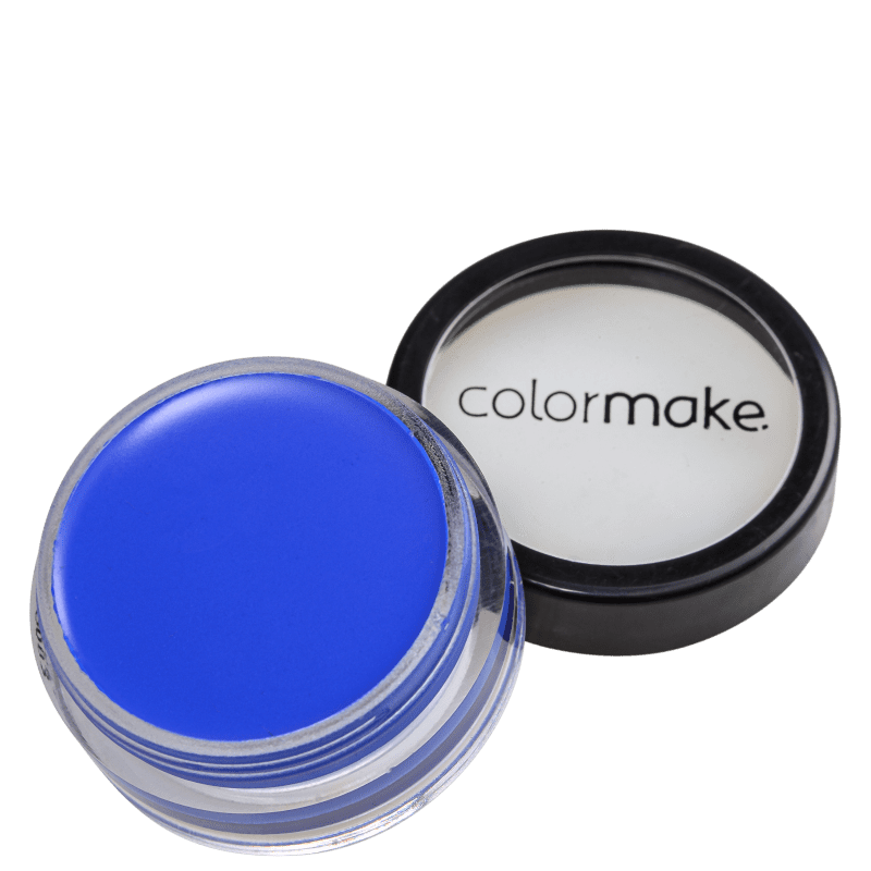 Colormake Mini Clown Makeup Azul - Tinta Cremosa 8g