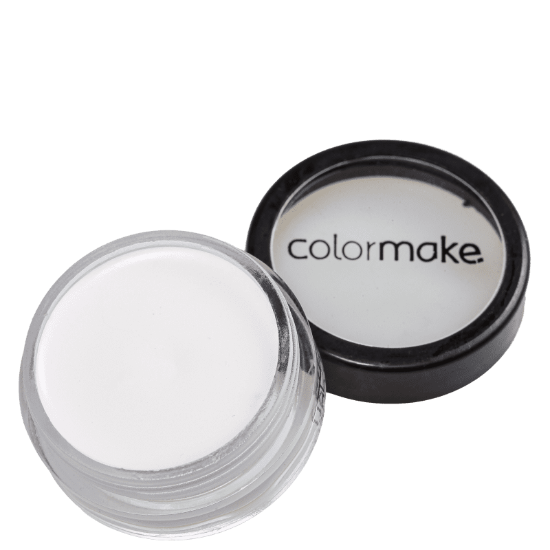 Colormake Mini Clown Makeup Branco - Tinta Cremosa 8g