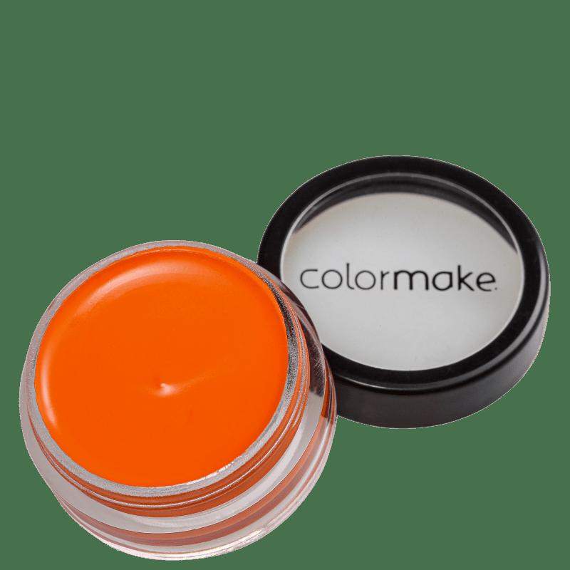 Colormake Mini Clown Makeup Laranja - Tinta Cremosa 8g