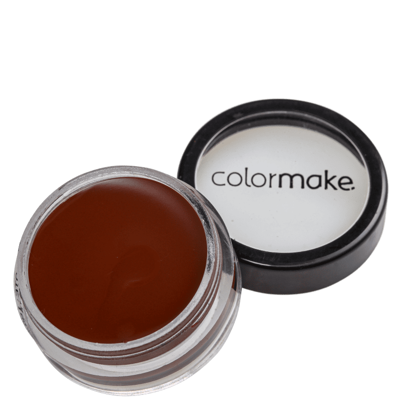 Colormake Mini Clown Makeup Marrom - Tinta Cremosa 8g