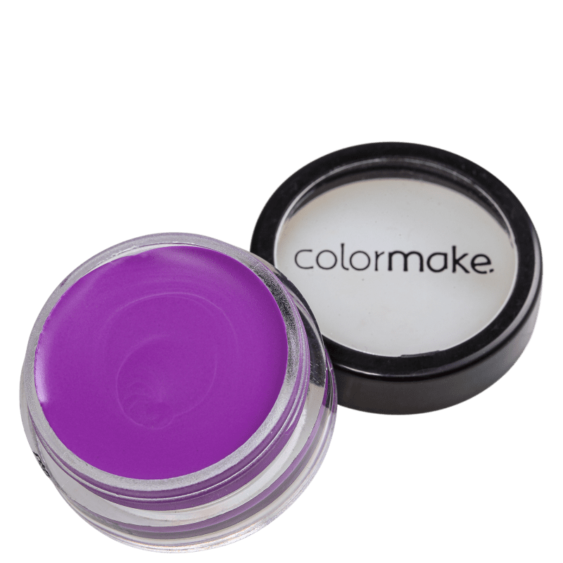Colormake Mini Clown Makeup Roxo - Tinta Cremosa 8g