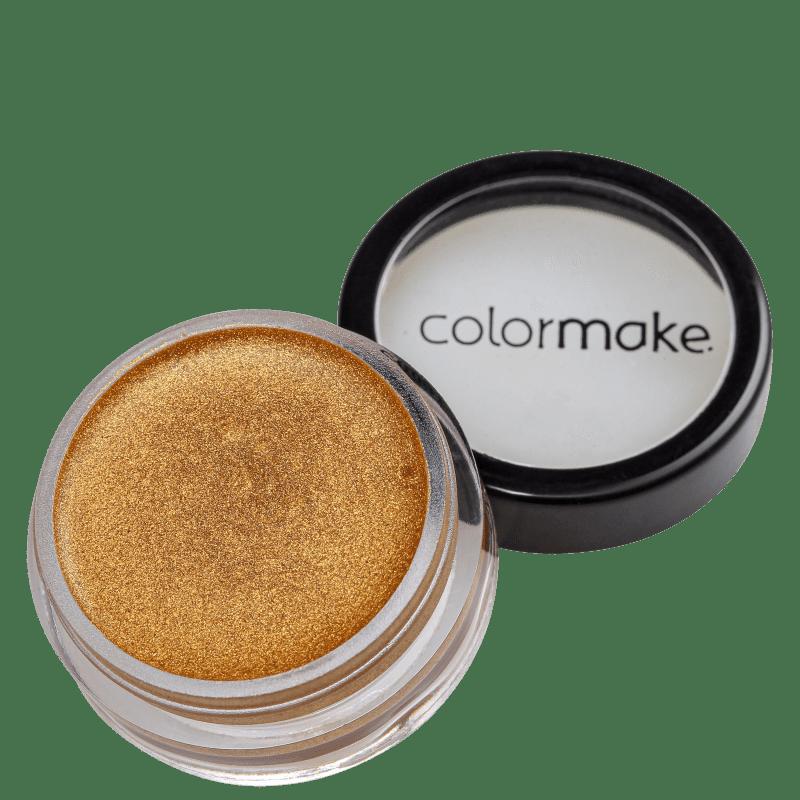 Colormake Mini Clown Makeup Ouro - Tinta Cremosa 8g