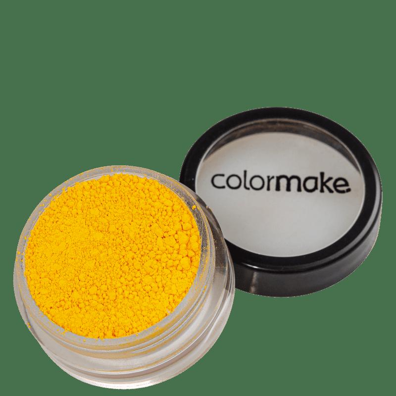 Colormake Amarelo - Pigmento Matte 2g