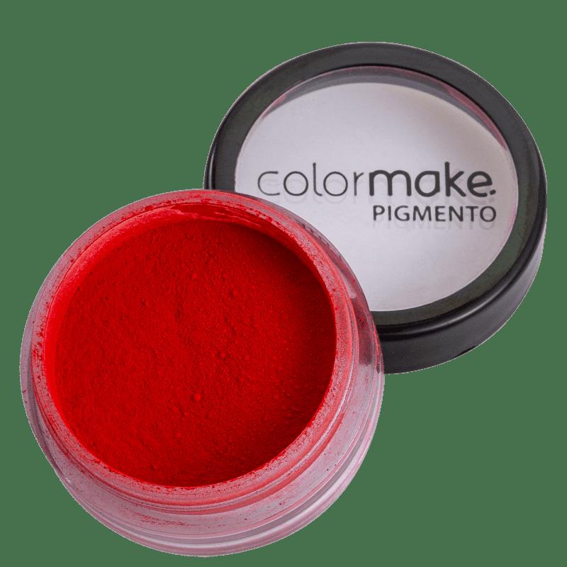 Colormake Vermelho - Pigmento Matte 2g
