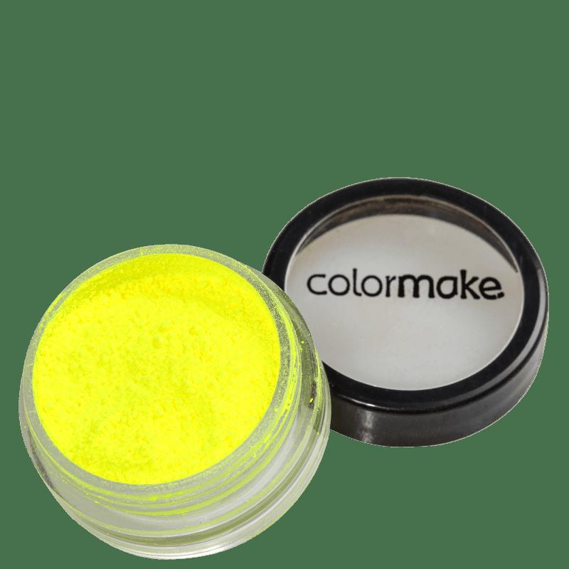 Colormake Amarelo Neon - Pigmento Matte 2g