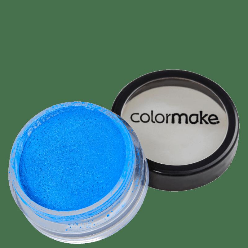 Colormake Azul Neon - Pigmento Matte 2g