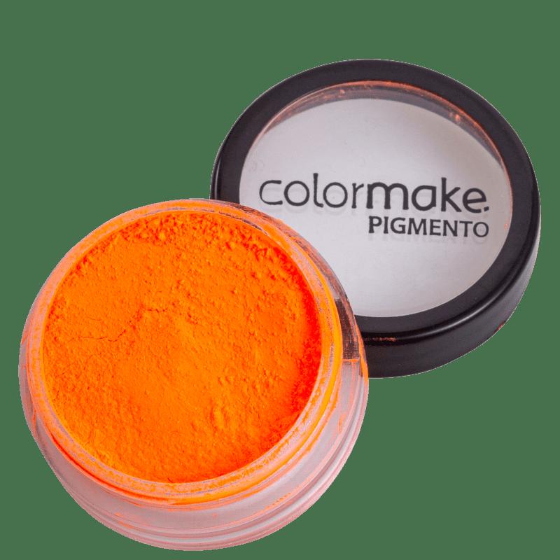 Colormake Laranja Neon - Pigmento Matte 2g