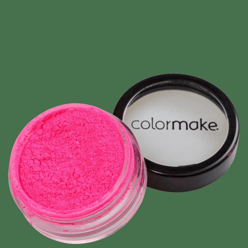 Colormake Pink Neon - Pigmento Matte 2g