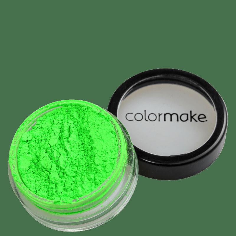 Colormake Verde Neon - Pigmento Matte 2g