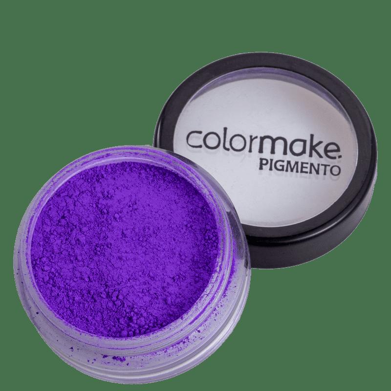 Colormake Roxo Neon - Pigmento Matte 2g