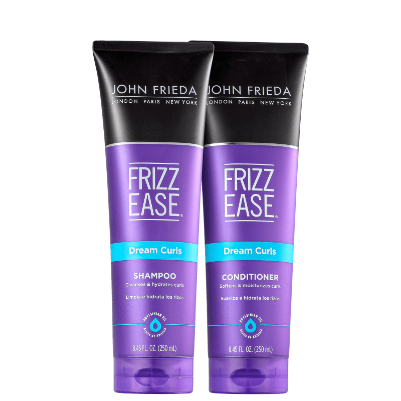 Kit John Frieda Frizz Ease Dream Curls Duo (2 Produtos)