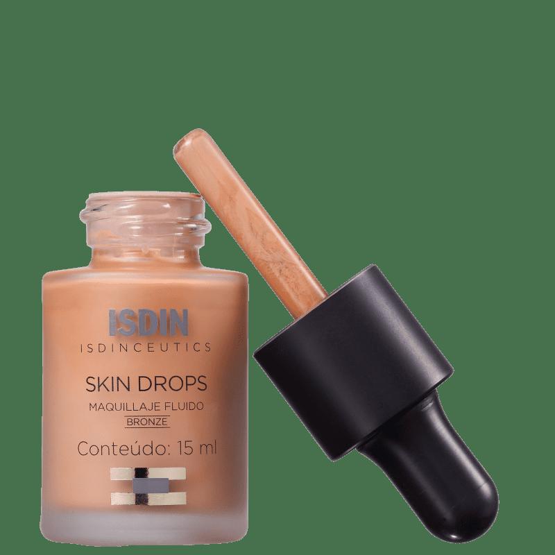 ISDIN Isdinceutics Skin Drops Bronze - Base Líquida 15ml