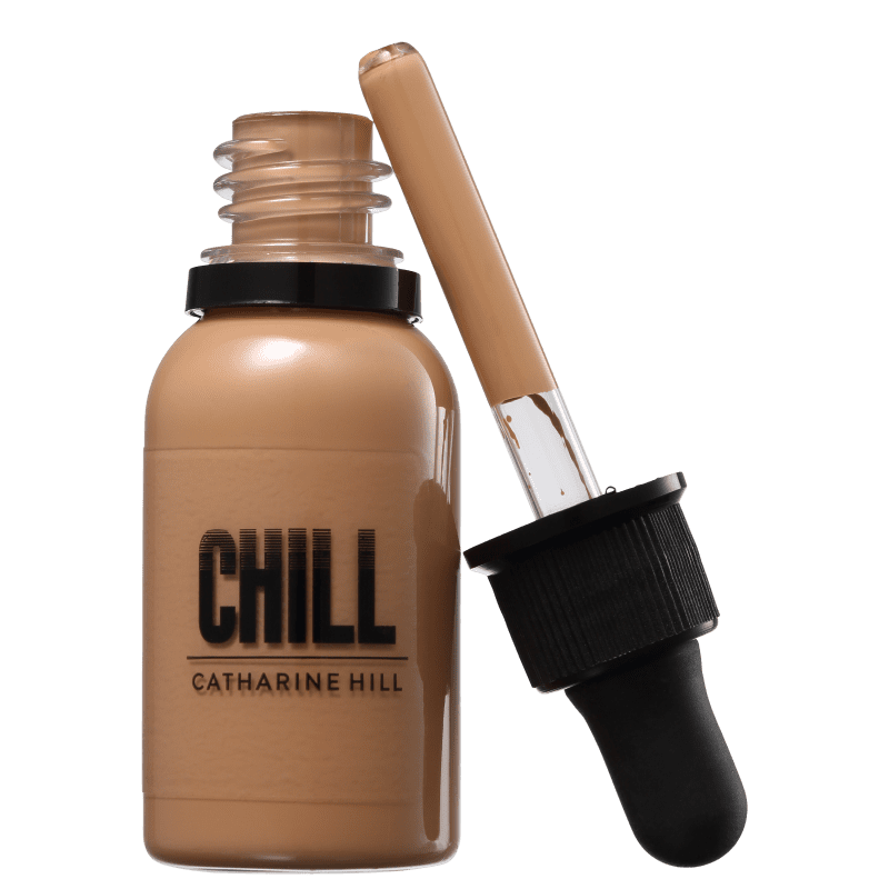 Catharine Hill Chill Média Cobertura MC04 - Base Líquida 30ml