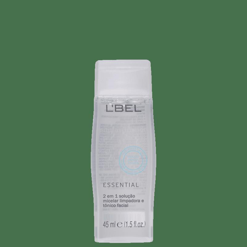L'Bel Essential - Água Micelar 45ml