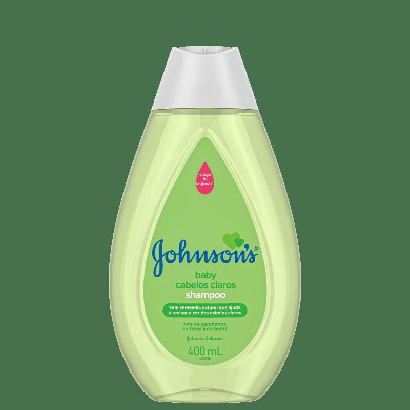 Johnson's Baby Cabelos Claros - Shampoo 400ml