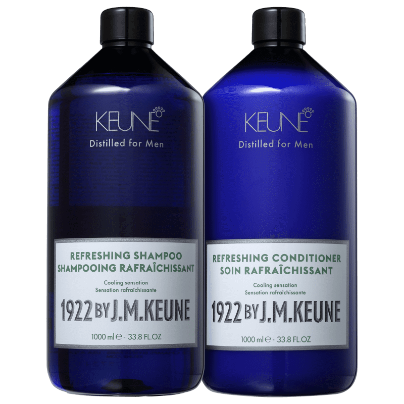Kit Keune 1922 by J.M Keune Refreshing (2 Produtos)