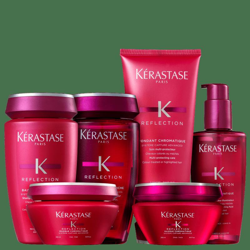 Kit Kérastase Réflection Ritual Chromatique (6 Produtos)