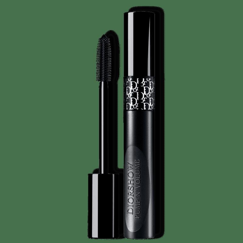 Dior Diorshow Pump 'N' Volume HD 090 Black - Máscara para Cílios 6g