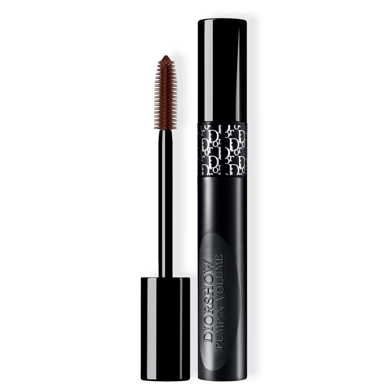 Dior Diorshow Pump 'N' Volume HD 695 Brown - Máscara para Cílios 6g