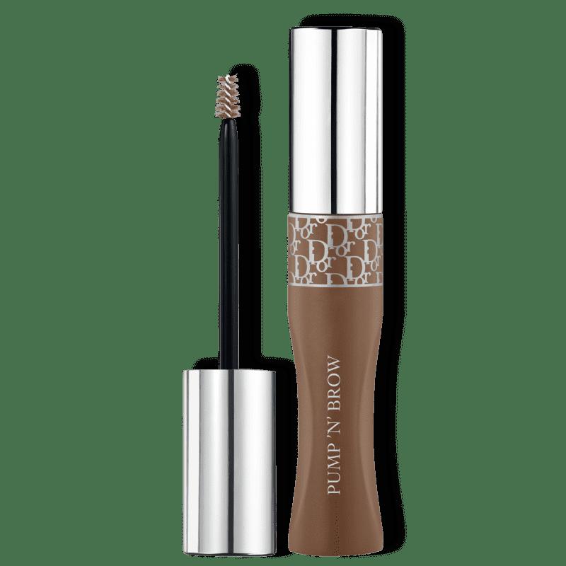 Dior Diorshow Pump 'N' Brow 021 Chestnut - Máscara para Sobrancelha 5ml