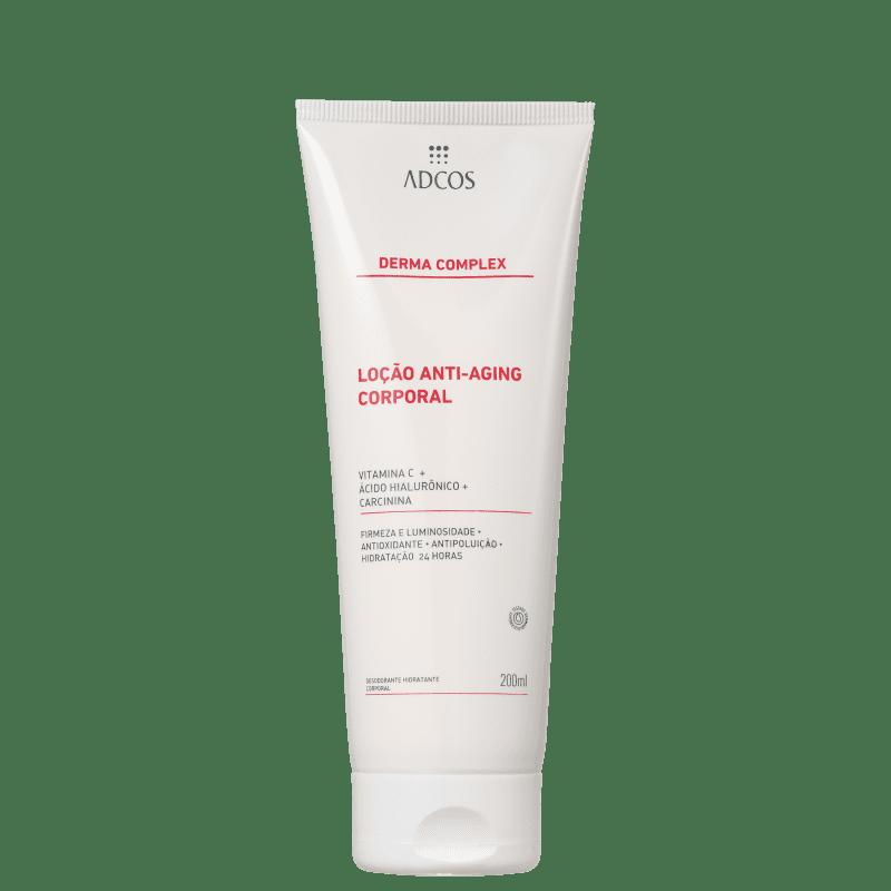 Adcos Derma Complex Anti Aging - Loção Hidratante Corporal 200ml