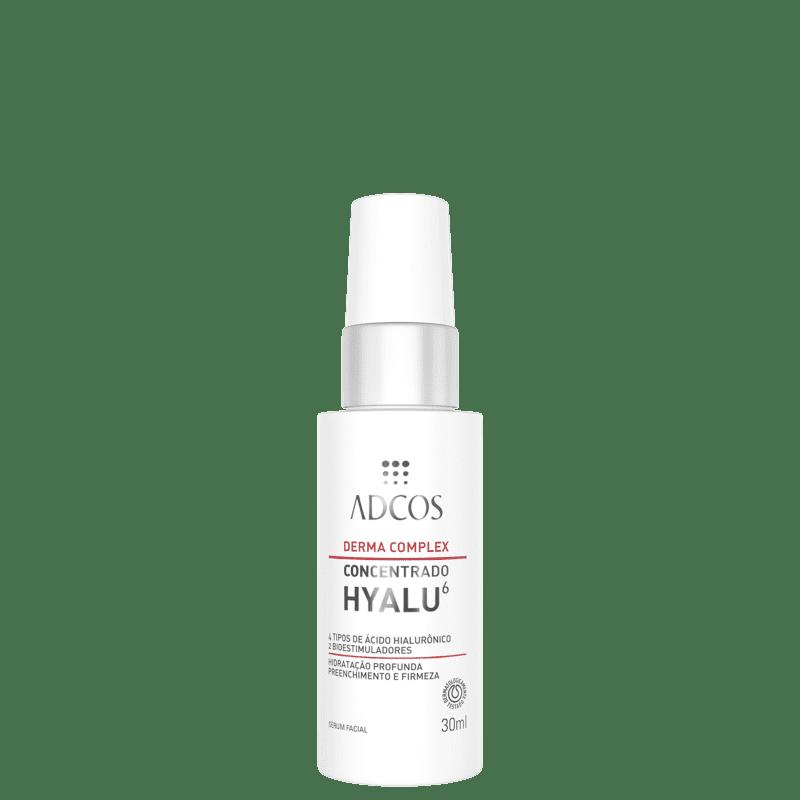 Adcos Derma Complex Concentrado Hyalu 6 - Sérum Anti-Idade Hidratante 30ml