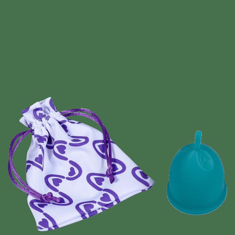 Violeta Cup Tipo A Verde - Coletor Menstrual 40g