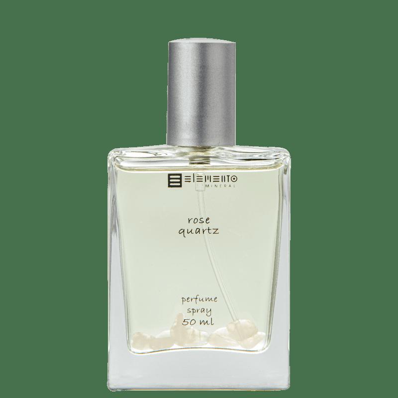 Rose Quartz Elemento Mineral - Perfume Feminino 50ml