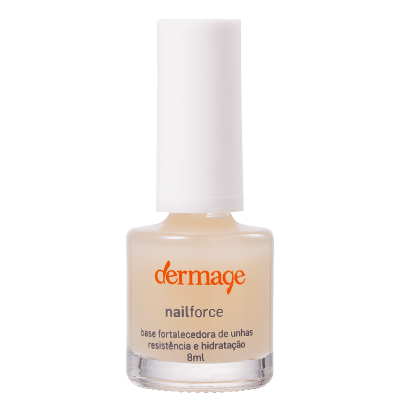 Dermage Nail Force - Base Fortificante para Unhas 8ml