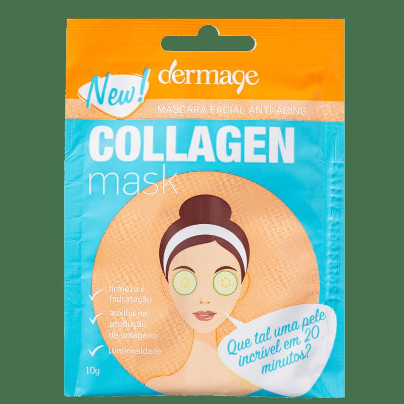 Dermage Collagen - Máscara Facial 10g