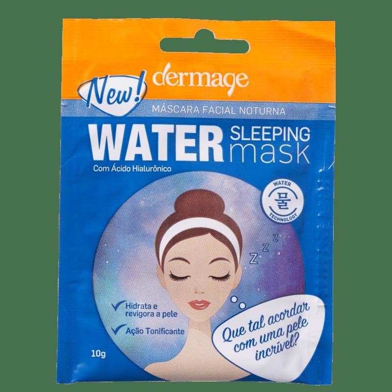 Dermage Water Sleeping - Máscara Facial 10g
