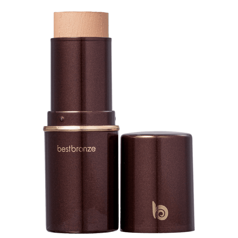 Best Bronze SPF Colour FPS 50 Light 1 - Base em Bastão 20g